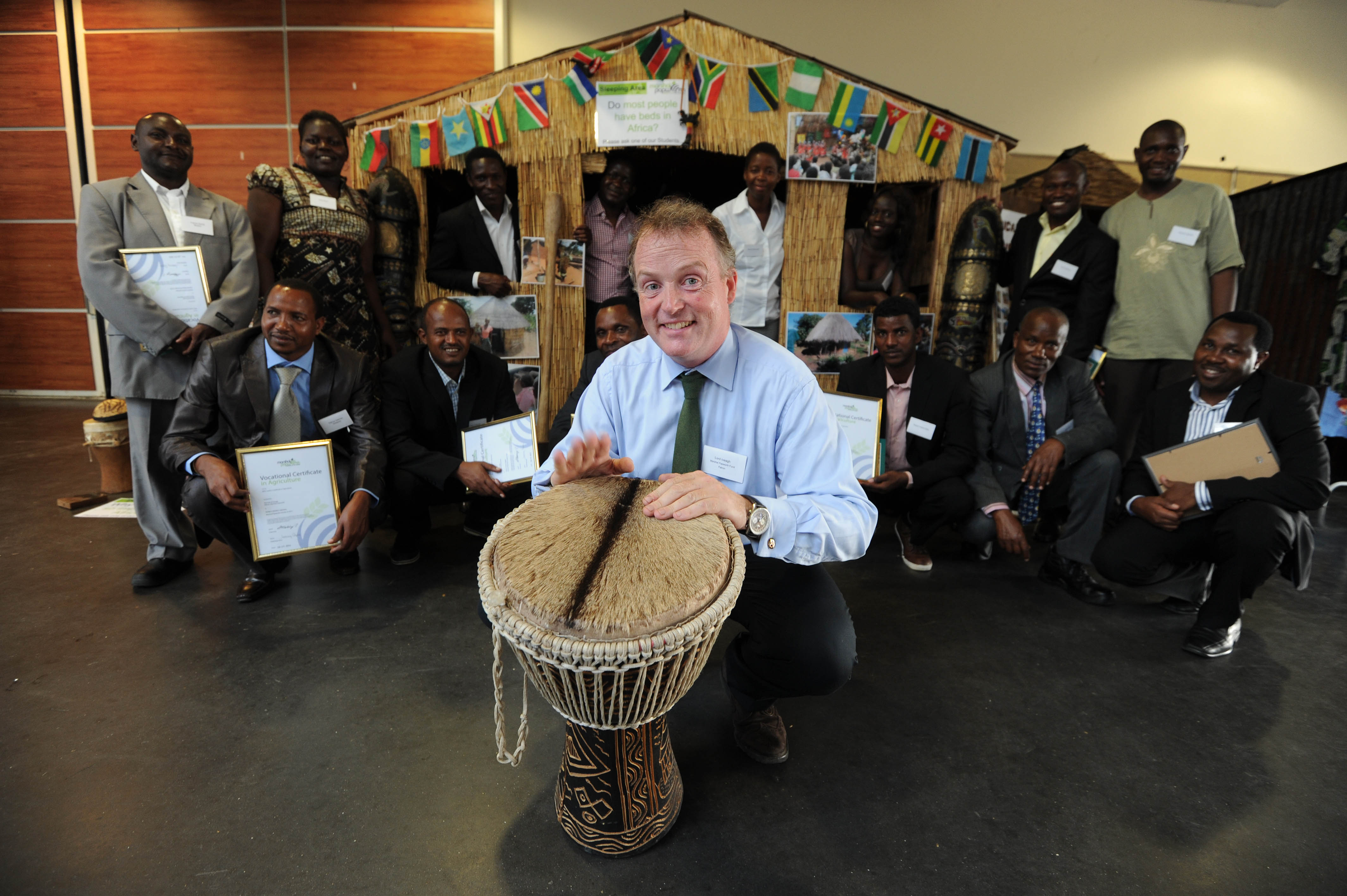 A 'Taste of Africa' in the heart of East Anglia